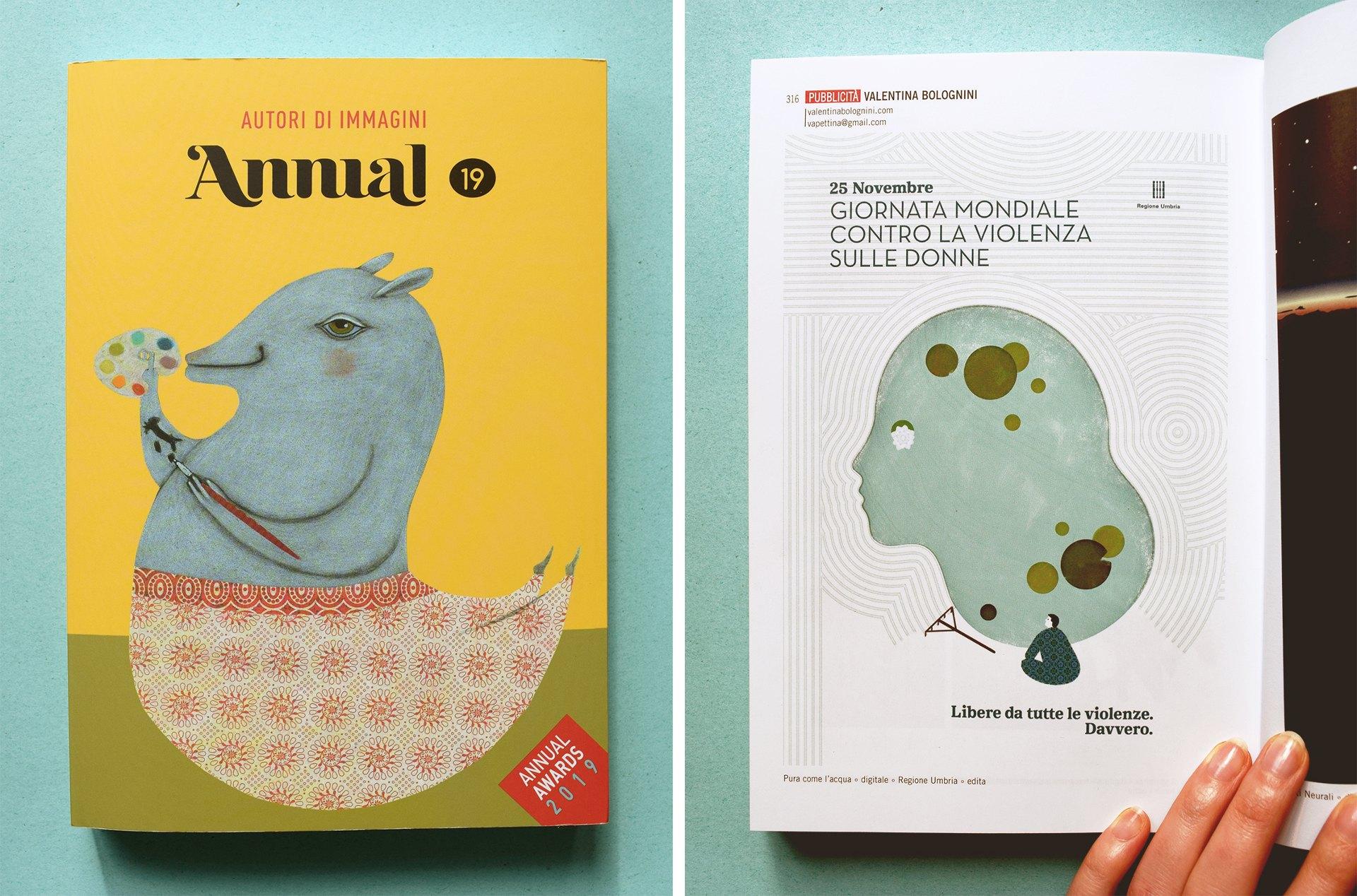 Annual 2019 - Autori di Immagini Valentina Bolognini