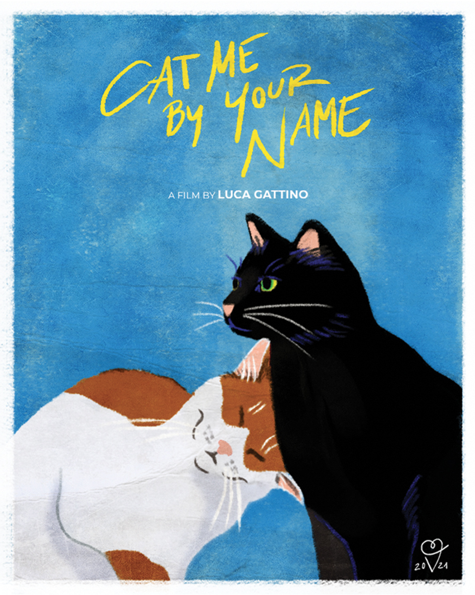 Cat me by your name